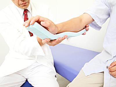 整形外科治療について